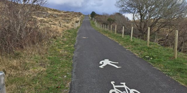 Clifden Greenway Walk
