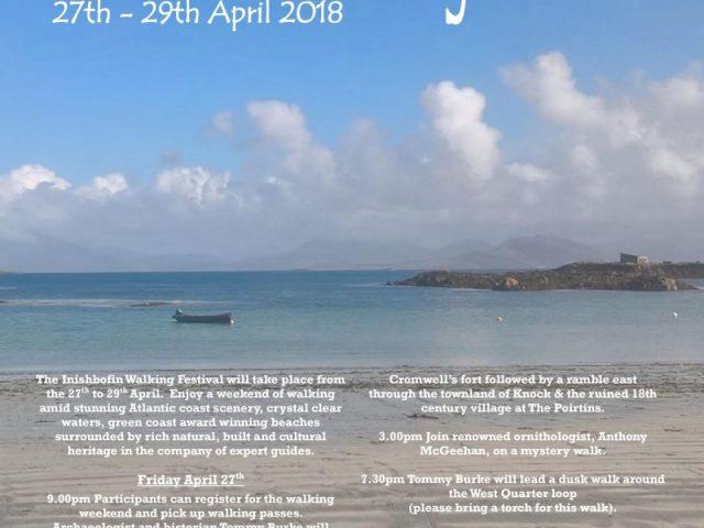 Inishbofin Walking Festival – 2018