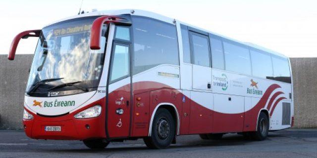Bus Éireann (Connemara Bus Service)
