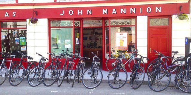 Mannion Bike Hire
