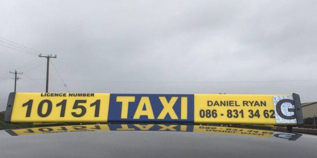 Danny Ryan Taxi